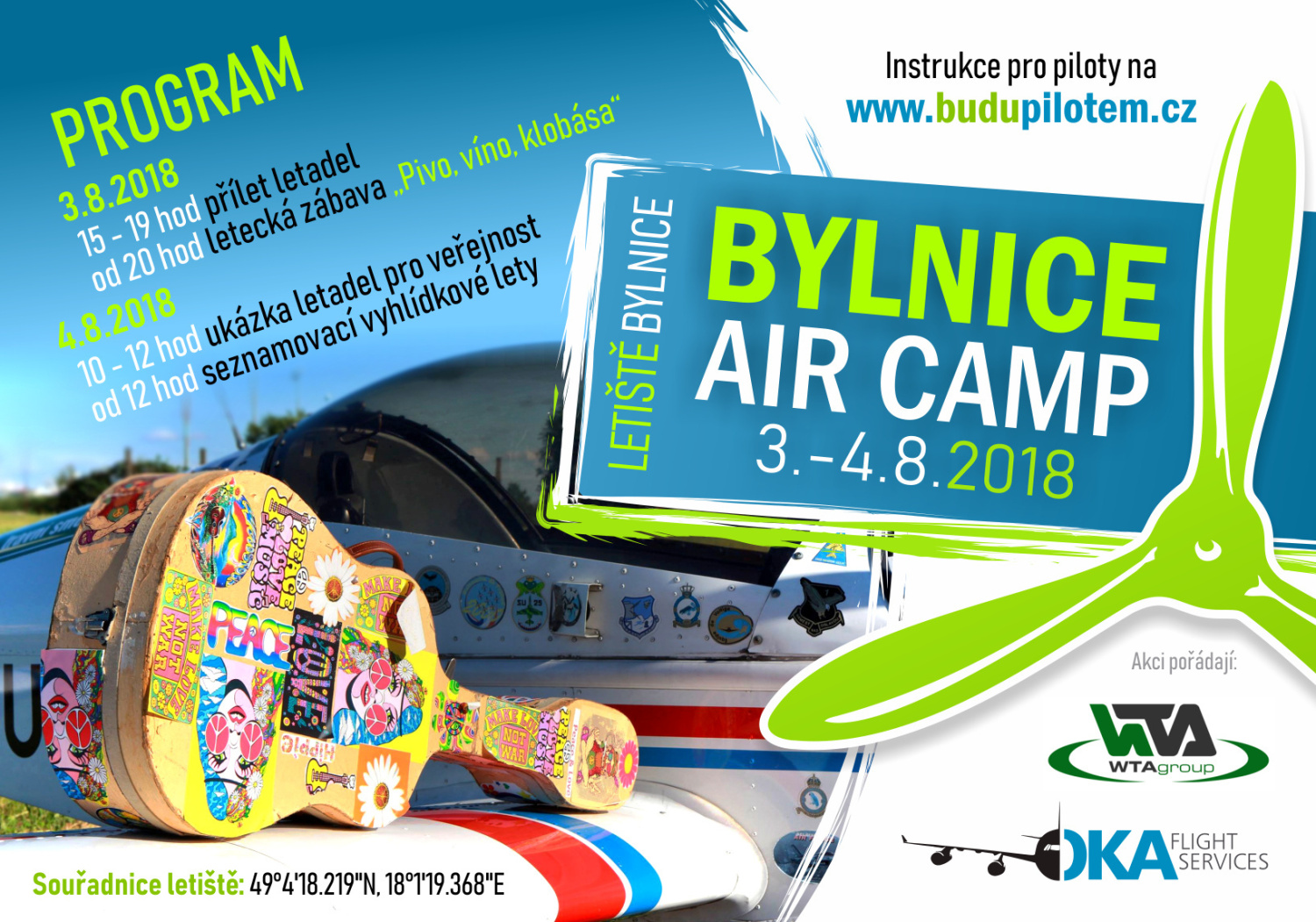 Bylnice Air Camp 2018